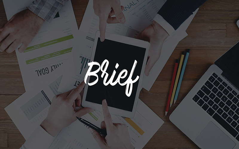 How To Write A Website Brief That S The Dog S Dangler S With Template