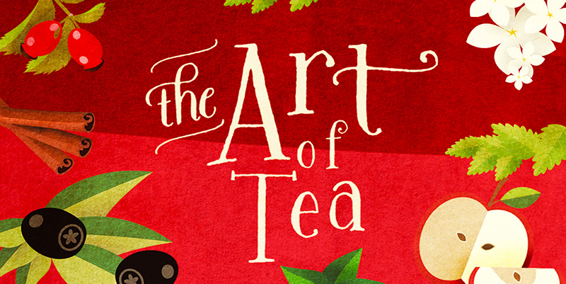 Magnificent Tea Brand & Packaging: By Factory, Digital Agency Manchester