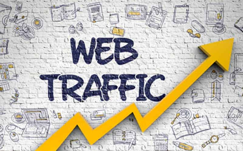 Great Web Design - Traffic